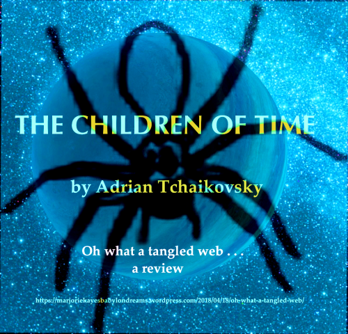 Image related to Children of Time, a science fiction novel